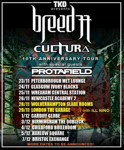 Protafield Breed 77 Tour