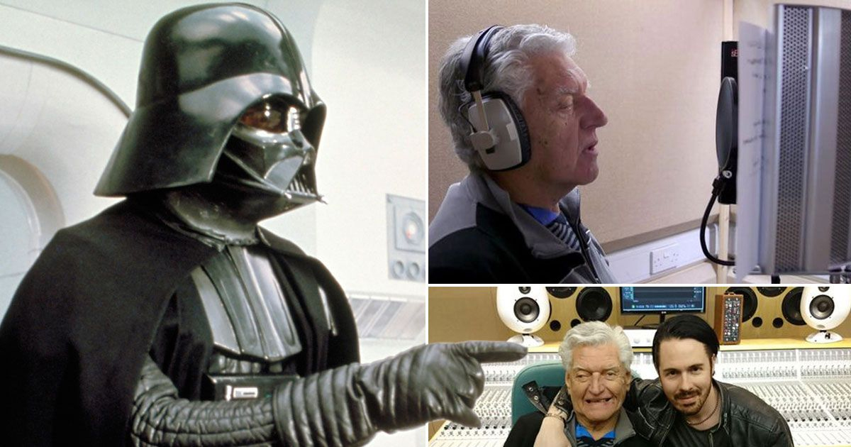Darth Vader, Dave Prowse, Jayce Lewis, Protafield, Voice of Darth Vader