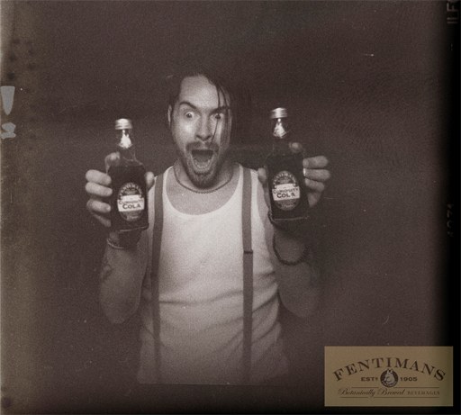 Fentimans endorse Jayce Lewis